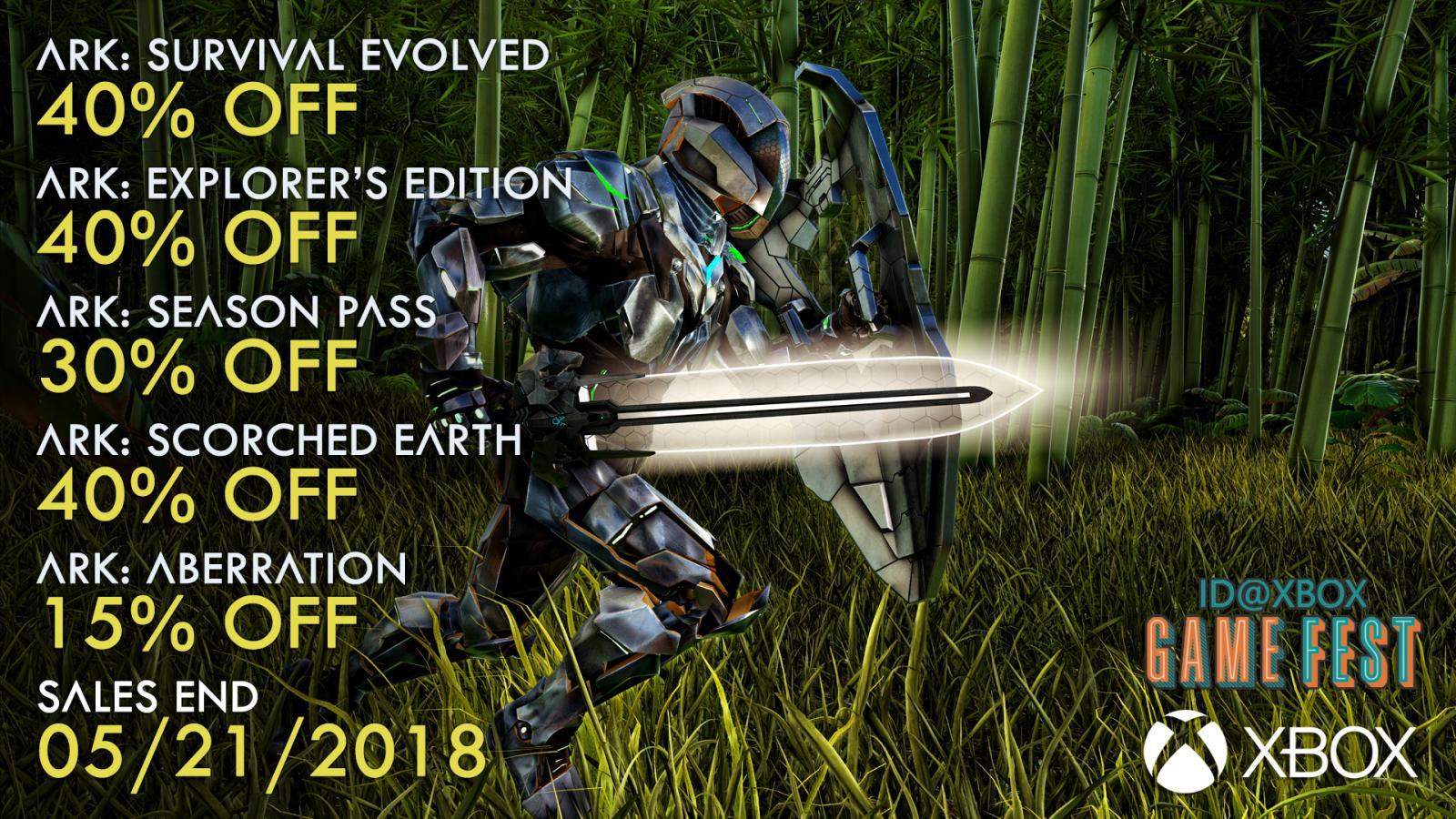 ID @ XBOX Game Fest Sale