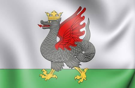Modern flag of Kazan.jpg