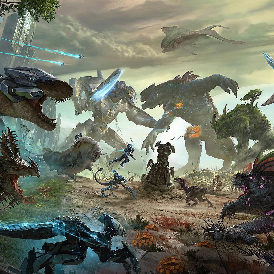 Ark Extinction Forums