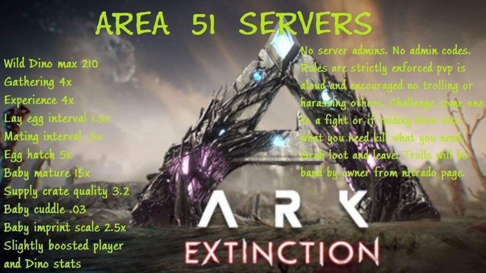 Dedicated server ark pc b w