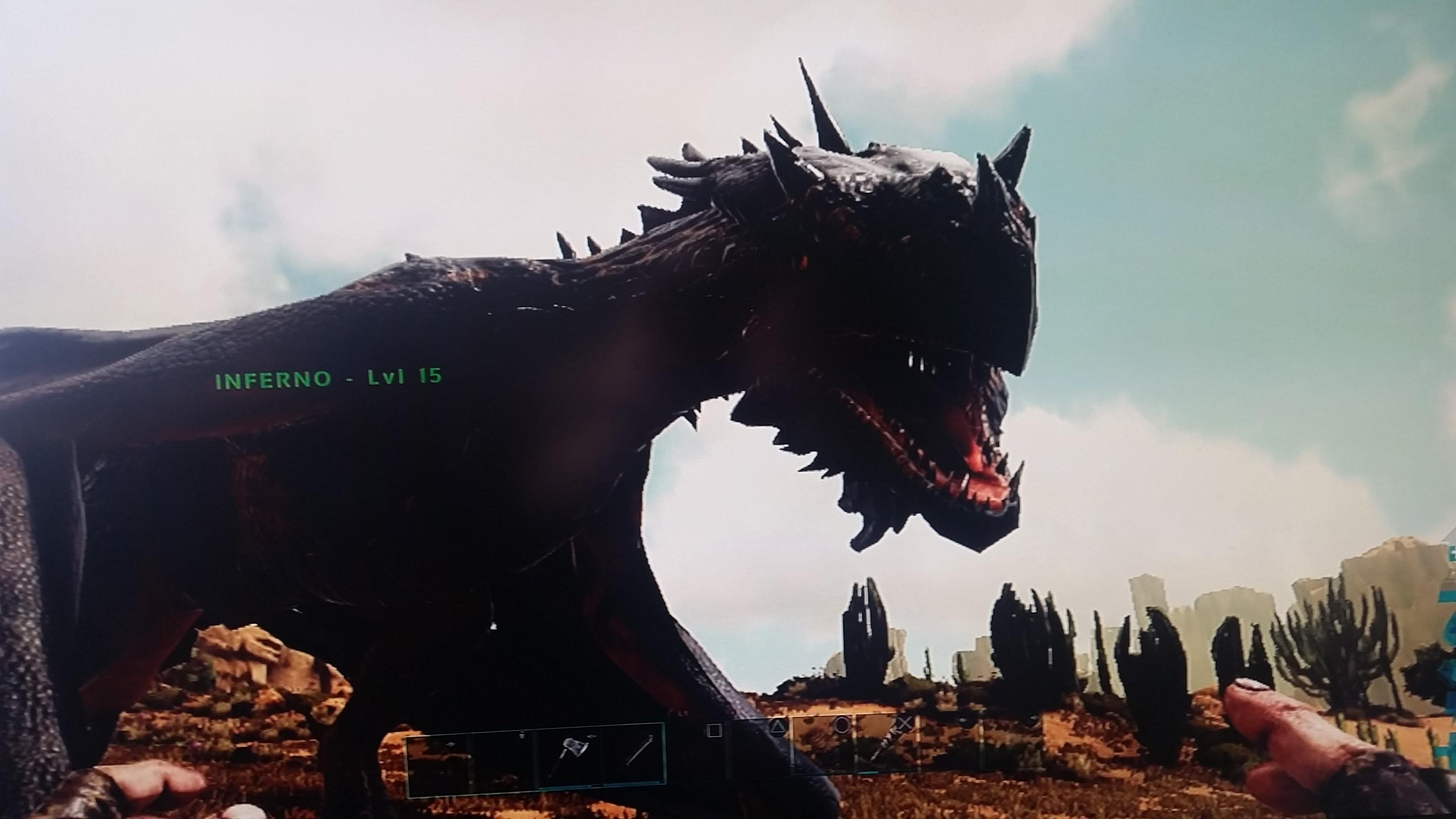 Can t find my ark server ps4