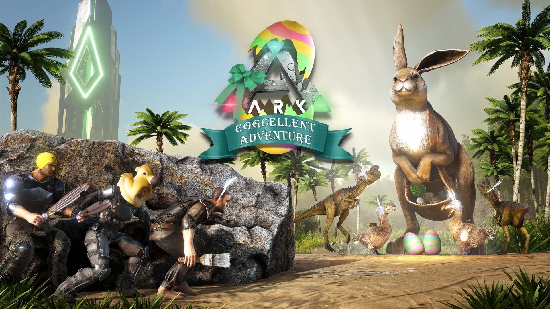 Community Crunch 177: Eggcellent Adventure Returns Tomorrow! - ARK