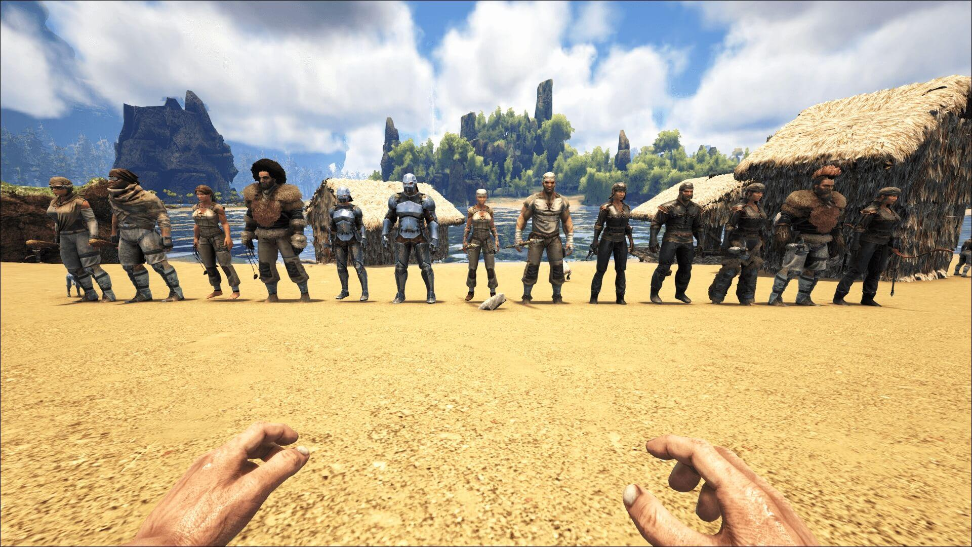 Community Crunch 192: Mod Contest Winners and On The Horizon - ARK